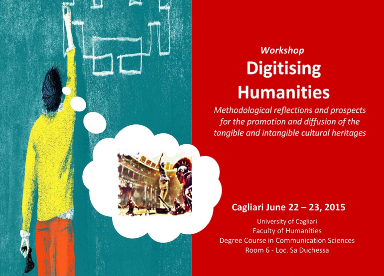 Digitising Humanities
